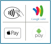 Mobile Payment Logos