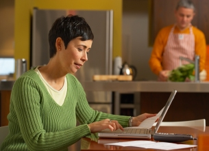 Still writing checks; Consider the benefits of paying bills online