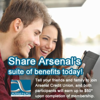 Member Referral Email Campaign Image