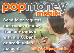 Popmoney Mobile Social Media graphic